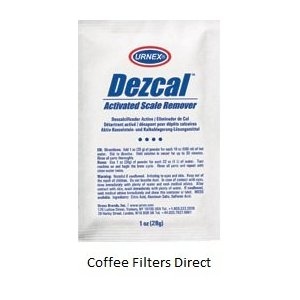 dezcal espresso machine descaler
